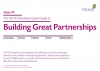 NCVO Members Quick Guide to Building Great Partnerships