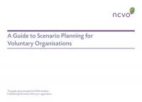 A Guide to Scenario Planning for Voluntary Organisations