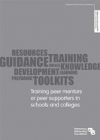 Training peer mentors or peer supporters in schools and colleges (PDF)
