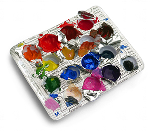 Joe Magee Pill Palette