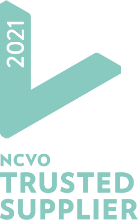 NCVO trustedsupplier121 logo colour