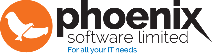 Phoenix Software Corporate Logo RGB